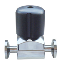 mini diaphragm valve clamp weld valvola di ritegno membranventil