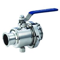 potable ball valve weld thread clamp flange