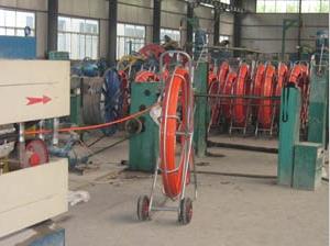 fiberglass duct rods conduit cable rodders