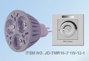 triac dimmable mr16