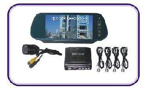 wholesales 7inch auto rearview parking detector