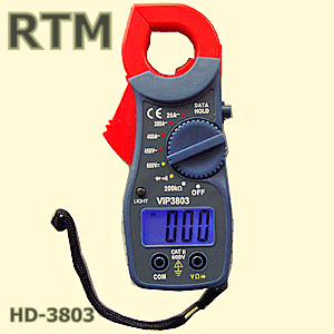 rtm mini digital aca clamp meter