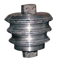 button disc cutters roller