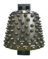 rcd roller cutters button
