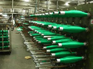 hdpe pp flat monofilament extrusion line