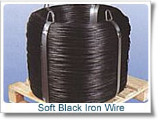 alambre recocido negro black annealed iron wire binding