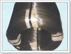 fil recuit par noir annealed iron wire