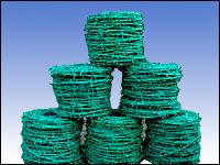 filo barbed wire
