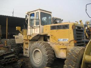 kawasaki wheel loader kld80 3 conditions shape