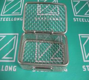 sterile micro mesh basket