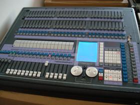 dmx 2048 channels pearl 2010 controller console