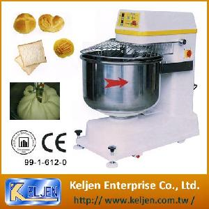 electronic spiral mixer food processing machinery blender