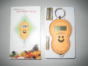 portable scale gourd shaped 40kg 10g 3 aaa batteries factory manufacturer