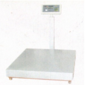 tcs 1000 e platform scale 1000kg 500g display led