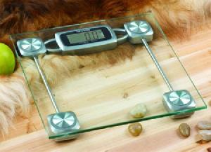 tempered glass platform body health scale supplier wholesaling