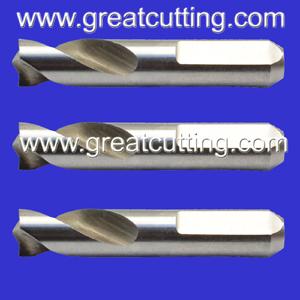 spot weld drills short point