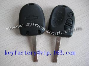 cheverolet holden remote key shell