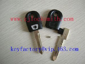 ducati motocycle transponder key shell