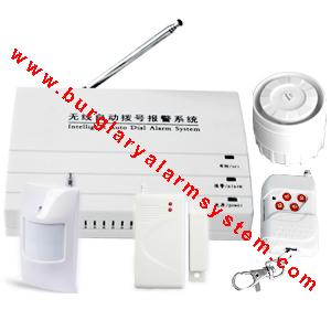 telephone landline alarm call system wireless