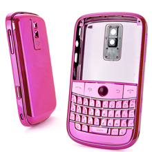 blackberry bold 9000 titanium housing cover keypad