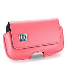 blackberry leather case horizontal swivel holster