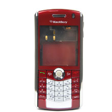 blackberry pearl 8110 8120 housing faceplate cover