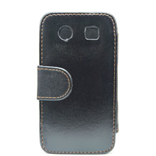 wallet magnetic flip soft leather case blackberry javelin curve 8900 9300