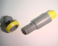 plastic connector medical