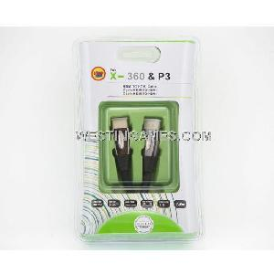 hdmi cable xbox360 ps3