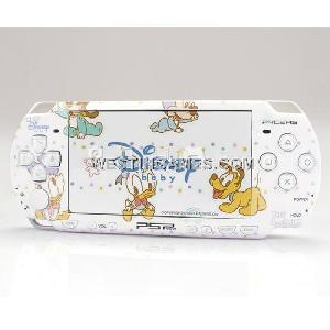 psp slim dual colored skin sticker 105 themes