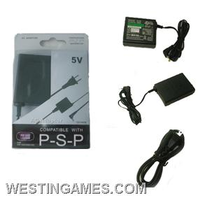 psp3000 psp2000 psp1000 power adapter packing