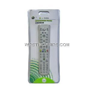 universal media remote xbox360