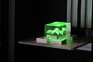 3d sub surface laser engraving machine