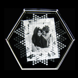 personalized shining crystal
