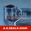 graphite packing inconel reinforced