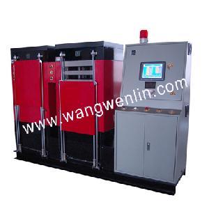 inlay laminator rfid card machine pvc plastic smart cards lamination equipment