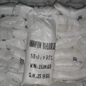 ammonium bifluoride manufacture supplier