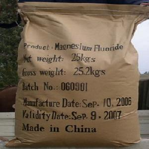 magnesium fluoride manufacture supplier