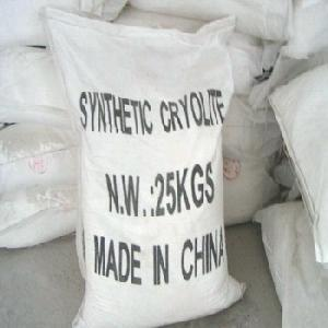 synthetic cryolite manufacture supplier