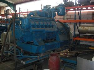 diesel generator mercedes benz om315 80kva