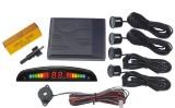 led car parking sensor system