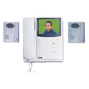 wired video door phone