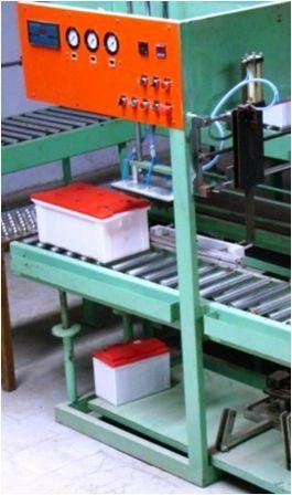 battery air leakage testing machine