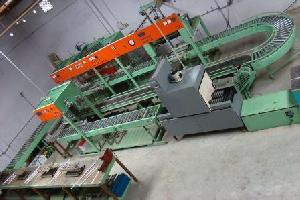 battery assembly line modul