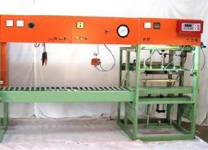 battery heat sealing plant