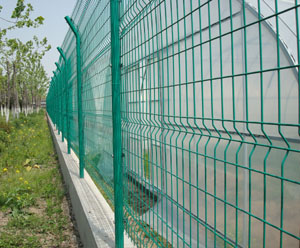 galvanised mesh panels manufacturer