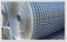 galvanized welded wire mesh concrete reinforcement building construction