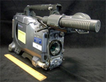 sony pdw 530 disc press camcorder 5 4963 5302