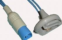hp1193a neonatal silicone warp spo2 sensor 8 pin plug male