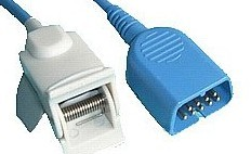 nihon kodhen pediatric finger clip spo2 sensor al 800 pa module bsm 1101 lifescope ec